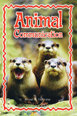 Steck-Vaughn Pair-It Books Proficiency Stage 6  Leveled Reader Bookroom Package Animal Communication-9781419046322