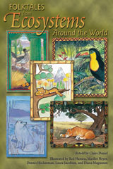 Steck-Vaughn Pair-It Books Proficiency Stage 6  Leveled Reader Bookroom Package Folktales from Ecosystems Around the World-9781419046339