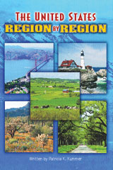 Steck-Vaughn Pair-It Books Proficiency Stage 6  Leveled Reader Bookroom Package The United States: Region by Region-9781419046384
