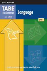 TABE Fundamentals Student Edition Language and Spelling, Level M Language and Spelling, Level M