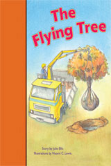 Rigby PM Stars Bridge Books  Individual Student Edition Orange The Flying Tree-9781419055058