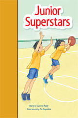 Rigby PM Stars Bridge Books  Individual Student Edition Gold Junior Superstars-9781419055225