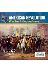 Steck-Vaughn On Ramp Approach Flip Perspectives  Leveled Reader 6pk Gold American Revolution-9781419058677