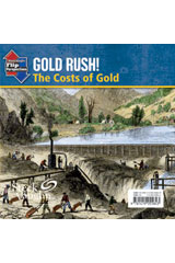 Steck-Vaughn On Ramp Approach Flip Perspectives  Leveled Reader 6pk Gold Gold Rush-9781419058721