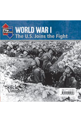 Steck-Vaughn On Ramp Approach Flip Perspectives  Leveled Reader 6pk Silver World War I-9781419058776