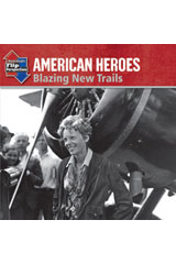 Steck-Vaughn On Ramp Approach Flip Perspectives  Leveled Reader 6pk Silver American Heroes-9781419058837