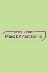 Steck-Vaughn On Ramp Approach Fact Matters  Single Copy Collection Thematic Lime (Space) Space-9781419059209