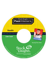 Steck-Vaughn On Ramp Approach Fact Matters  Audio CD Lime (Healthy Bodies) Health-9781419059537