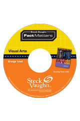 Steck-Vaughn On Ramp Approach Fact Matters  Leveled Reader 6pk Orange (Arts) Visual Arts-9781419059698