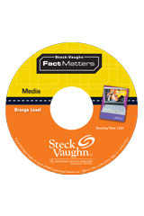 Steck-Vaughn On Ramp Approach Fact Matters Leveled Reader 6pk Orange (Arts) Media
