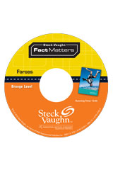 Steck-Vaughn On Ramp Approach Fact Matters  Leveled Reader 6pk Orange (Physical Sciences) Forces-9781419059773