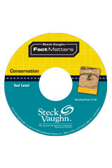 Steck-Vaughn On Ramp Approach Fact Matters  Leveled Reader 6pk Teal (Environmental Issues) Conservation-9781419059933