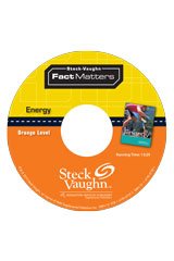Steck-Vaughn On Ramp Approach Fact Matters  Leveled Reader 6pk Orange (Physical Sciences) Energy-9781419060038