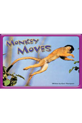 Steck-Vaughn Pair-It Premier  Leveled Reader 6pk Monkey Moves-9781419074851