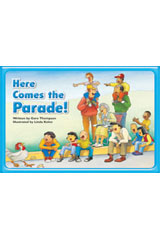 Steck-Vaughn Pair-It Premier  Leveled Reader 6pk Here Comes the Parade-9781419074912