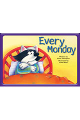 Steck-Vaughn Pair-It Premier  Leveled Reader 6pk Every Monday-9781419074974