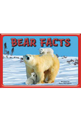 Steck-Vaughn Pair-It Premier  Leveled Reader 6pk Bear Facts-9781419075063