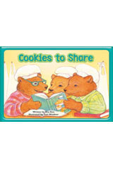 Steck-Vaughn Pair-It Premier  Leveled Reader 6pk Cookies to Share-9781419075070