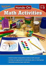 Hands-On Math Activities Reproducible Grades 1-3