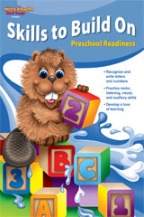 Skills to Build On: Preschool Readiness  Reproducible Grade Pre-K-9781419099038