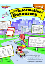 Using Information Resources  Reproducible Grade 4-9781419099397
