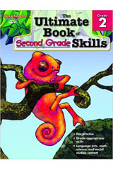 The Ultimate Book of Skills  Reproducible Second Grade-9781419099533