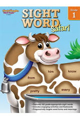 Sight Word Safari  Reproducible Grade 1-9781419099564