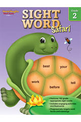 Sight Word Safari  Reproducible Grade 2-9781419099571