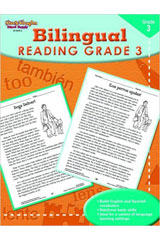 Steck-Vaughn Bilingual  Reproducible Reading Third Grade-9781419099793