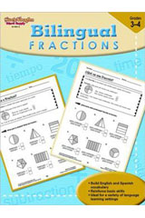 Steck-Vaughn Bilingual  Reproducible Fractions-9781419099816