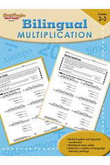 Steck-Vaughn Bilingual  Reproducible Multiplication-9781419099823