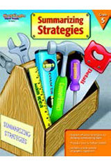 Summarizing Strategies  Reproducible Grade 5-9781419099892