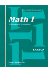 Saxon Math 1 Homeschool  Complete Kit 1st Edition-9781565770188