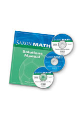 Saxon Math Course 2  Adaptation Title 1 Package-9781591418757
