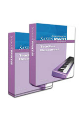 Saxon Math Course 2  Adaptations Binder-9781591418795