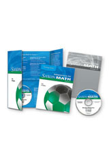 Saxon Math Course 3  Adaptation Classroom Package-9781591418986