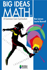BIG IDEAS MATH Student Edition and Resources CD-ROM Blue