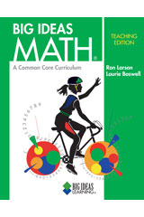 BIG IDEAS MATH Common Core Teaching Edition Green