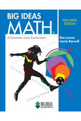 BIG IDEAS MATH Common Core Teaching Edition Blue