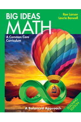 BIG IDEAS MATH Online Dynamic Teaching Resources, 6-year Green