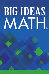 BIG IDEAS MATH Algebra 1 Online Dynamic Student Edition, 6-year