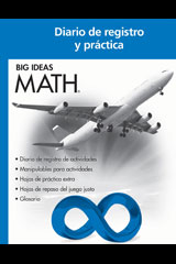 BIG IDEAS MATH Spanish Record & Practice Journal Blue/Course 3