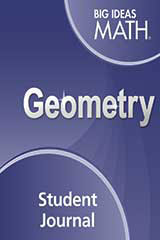Big Ideas Math Geometry Student Journal