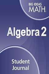 Big Ideas Math Algebra 2 Student Journal