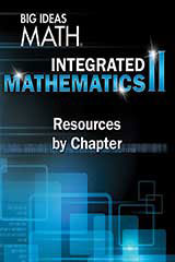 BIG IDEAS MATH Integrated Math 2 Resources by Chapter