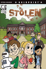 Steck-Vaughn BOLDPRINT Graphic Novels  Individual Student Edition Stolen-9781770583634
