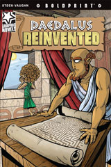 Steck-Vaughn BOLDPRINT Graphic Novels  Individual Student Edition Daedalus Reinvented-9781770583900