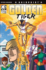 Steck-Vaughn BOLDPRINT Graphic Novels  Individual Student Edition Golden Tiger-9781770583924