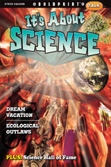Steck-Vaughn BOLDPRINT Talk  Individual Student Edition It's About Science-9781770584204