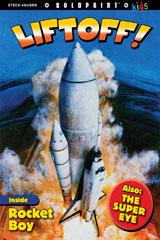 Steck-Vaughn BOLDPRINT Kids Anthologies  Individual Student Edition Lift Off!-9781770584549